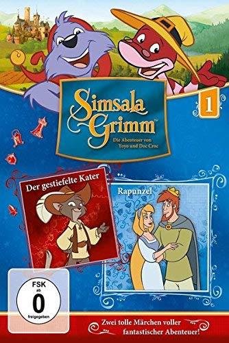 SimsalaGrimm 1 - Der gestiefelte Kater / Rapunzel