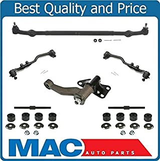 Idler Arms Tie Rods Center Link for Nissan Frontier 98-04 Rear Wheel Drive 2.4L