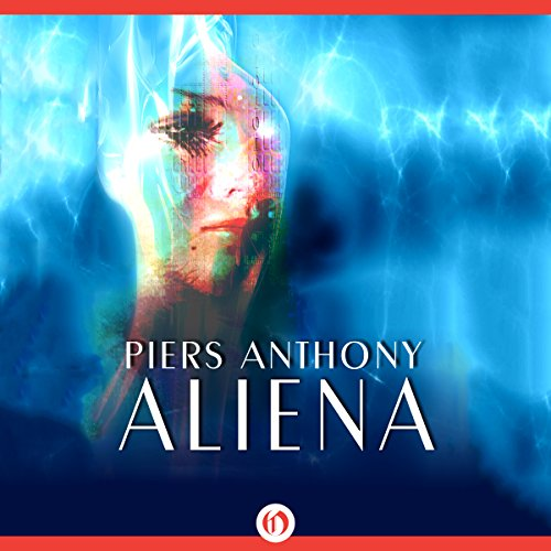 Aliena audiobook cover art