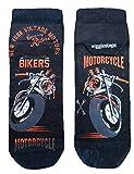 Wigglesteps Herren Sneaker Bikers one Size, 41-46