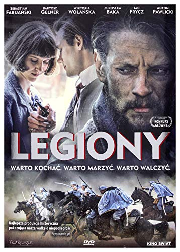 Legiony / The Legions [DVD] (English subtitles)