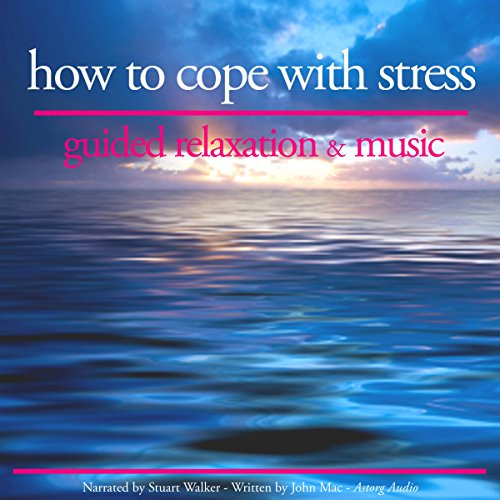 How to cope with stress audiobook cover art