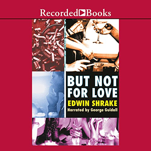 But Not for Love audiobook cover art