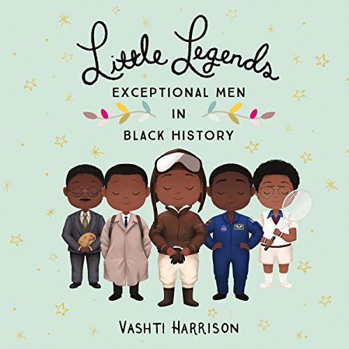 Page de couverture de Little Legends: Exceptional Men in Black History