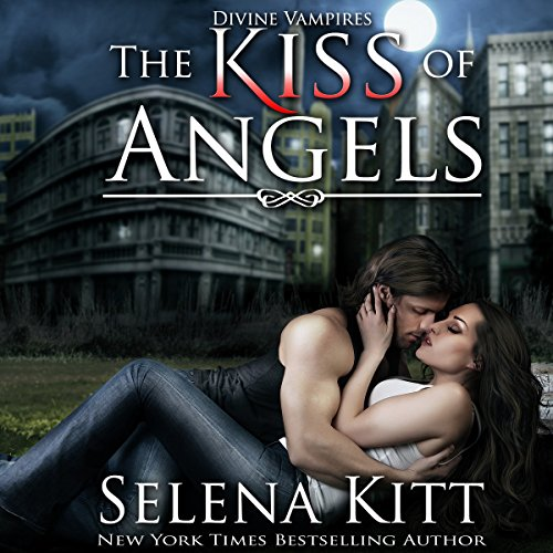 The Kiss of Angels audiobook cover art