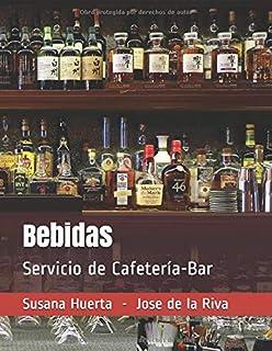 Bebidas: Servicio de Cafetería-Bar