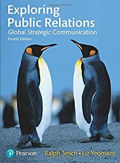 Exploring Public Relations: Global Strategic Communication