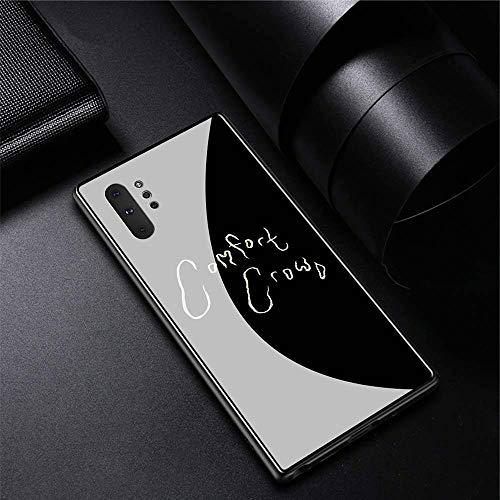 RUIWEI Funda para teléfono para Samsung Galaxy S7 Edge,P-82 Conan Gray Singer Vidrio Templado Suave Silicona Anti-rasgu?os de Parachoques Estuche Protector