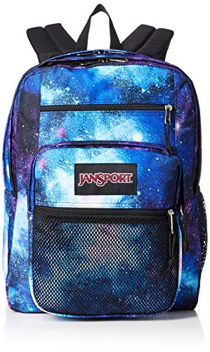 Jansport Big Campus Backpack - Lightweight 15-inch Laptop Bag, Deep Space