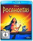 Bluray Kinder Charts Platz 51: Pocahontas [Blu-ray]