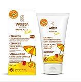 Weleda 7556CH crema de protección solar Cuerpo 50 ml - Cremas de protección solar (Cuerpo, 50 ml, Hidratante, Protección, Piel sensible, Tubo, 1 pieza(s))