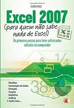 Excel (para quem não sabe nada de Excel)