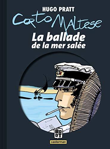 Corto Maltese, Tome : La ballade de la mer salée