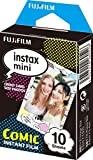 Fujifilm Instax Mini Instant Film - Comic Strip - 10 Blatt