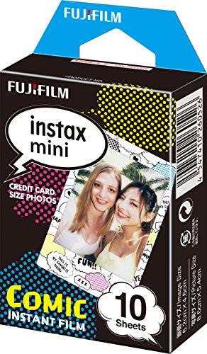 Fujifilm Instax Mini - Comic