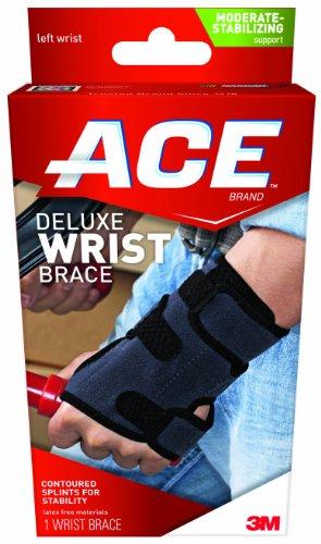 ACE TekZone Deluxe Wrist Brace LG/XL Right Hand #207741