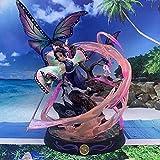 NAMFZX Demon Slayer Blade Kochou Shinobu Mariposa Flor Hada Kochou Shinobu Figura de Anime/Estatua e...