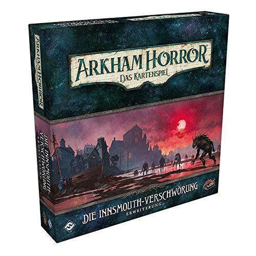 Arkham Horror: LCG - Die Innsmouth-Verschwörung • Erweiterung DE