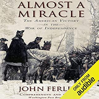 Almost a Miracle audiobook cover art