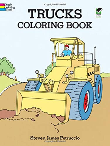 Best digger coloring book for 2020