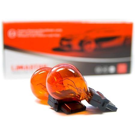 10 X W2 5x16q Py27 7w 3157 Birnen Auto Pkw 27 7w Gelb Orange 12v 3757a Auto
