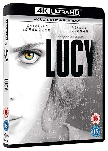 Lucy (4K UHD + BD) RT Version [2017] [Blu-ray]