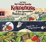 Der kleine Drache Kokosnuss in drei spannenden Abenteuern: Der kleine Drache Kokosnuss und der große Zauberer - Der kleine Drache Kokosnuss im ... im Dschungel (Hörbuch Sonderausgaben, Band 2)