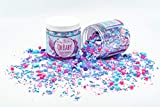 Oh Baby! Luxury Sprinkles for Baby Shower and Gender Reveal - Cakes, Cupcakes, Cookies, Ice Cream, Brownies, and More!