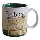 Starbucks City Mug Freiburg Germany Icon Serie Coffee Cup Kaffeetasse Freiburg
