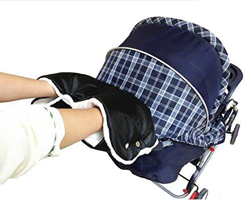 Passeggino scaldamani, MOACC Passeggino accessori invernali impermeabili da passeggino trasporto passeggino Frizione carrello Muff Guanto