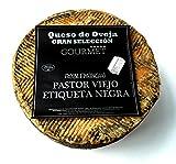 Queso de Oveja gran Seleccion Gourmet Roblemancha Curado Pastor Viejo Etiqueta Negra