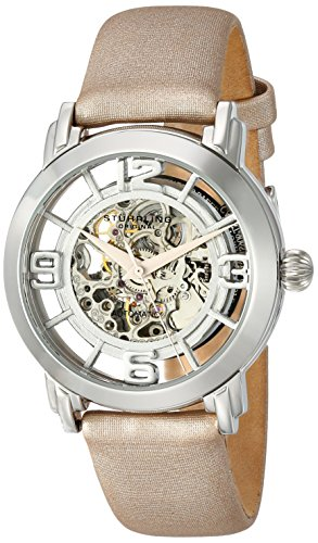 Stuhrling Original Winchester Grand Men's Automatic Watch with Silver Dial...