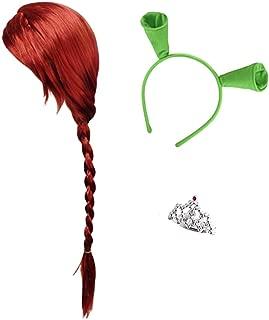 Best princess fiona wig Reviews