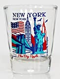 New York Great American Cities Collection Shot Glass