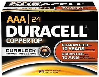 "24 Pack""AAA"" Duracell CopperTop Alkaline Batteries (Original Version)"
