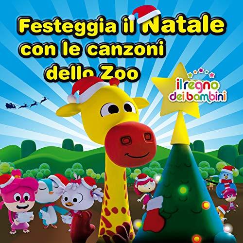 Festeggia il Natale con le canzoni dello zoo