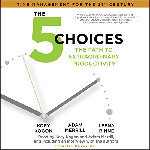 Couverture de The 5 Choices