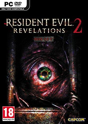Resident Evil Revelations 2 (PC DVD) [Edizione: Regno Unito]