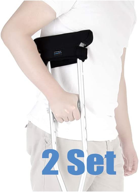 Crutch Pads Crutches Adult Underarm Armpits for Dealing full price reduction Grips Boston Mall Hand