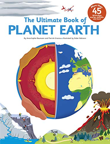 Compare Textbook Prices for The Ultimate Book of Planet Earth Illustrated Edition ISBN 9791027605620 by Baumann, Anne-Sophie,Balicevic, Didier