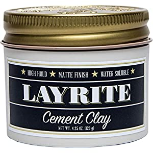 Beauty Shopping Layrite Cement Clay 4.25 oz