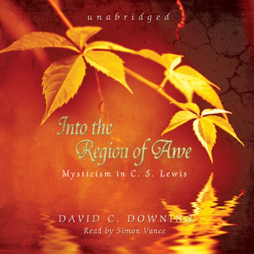 Into the Region of Awe audiobook cover art