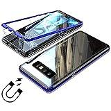 Funda para Samsung Galaxy S10 Plus Carcasa Adsorcion Magneti