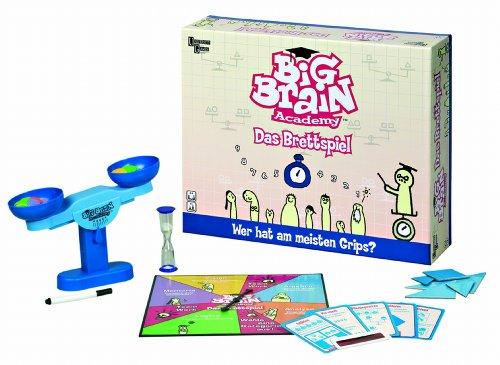 University Games 8186 - Big Brain Academy: Big Brain - Das Spiel