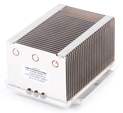 Fujitsu 38009529 CPU Kühler / heatsink V26898-B888-V2 RX300 S6, TX200 S5/S6, TX300 S5/S6