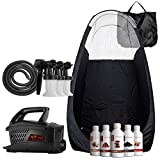 Maximist Evolution TNT Spray Tanning Complete Kit - Includes Black Tent FREE Suntana Premium Sunless Solutions