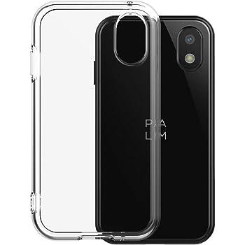 Foluu Palm Phone ケース クリアケース 落下防止 耐衝撃 軽量 透明 TPUケース おしゃれ 保護カバー (Palm Phone, 透明)