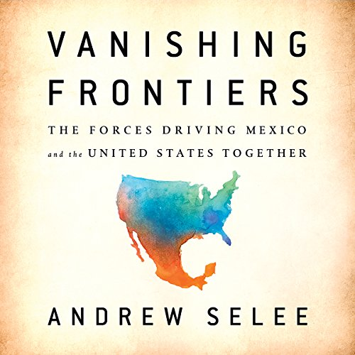 Vanishing Frontiers audiobook cover art
