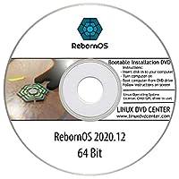 RebornOS 2020.12 (64Bit) - Bootable Linux Installation DVD