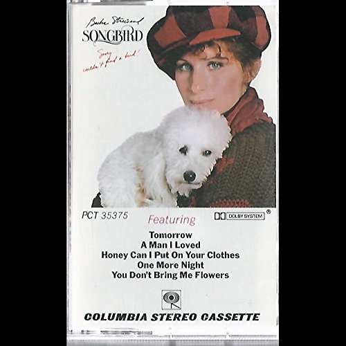 Barbra Streisand: Songbird Cassette NM USA Columbia PCT 35375
